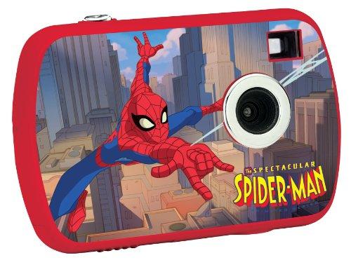 LEXIBOOK Spiderman DJ017SP - Cámara Digital