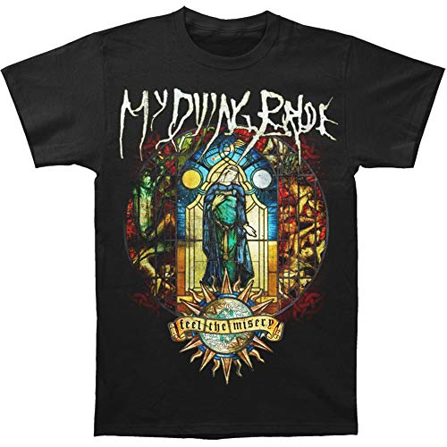 Playera My Dying Bride Feel The Misery Negro n/a XL
