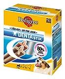 Pedigree DentaStix Snacks Multipack für junge und kleine Hunde (4-10kg) 4x440g