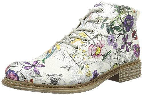 Rieker Damen L2130 Kalt gefüttert Classics Kurzschaft Stiefel und Stiefeletten, Weiß...