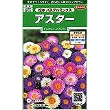 サカタのタネ 実咲花6063 アスター 松本 パステルミックス 00906063