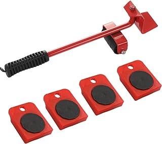 رافعة أثاث متينة ترقية من Ubei مع 4 مزلقات وأدوات نقل للأثاث الثقيلة للأحمال الضخمة والثقيلة في المنزل أو المتجر أو المرآب