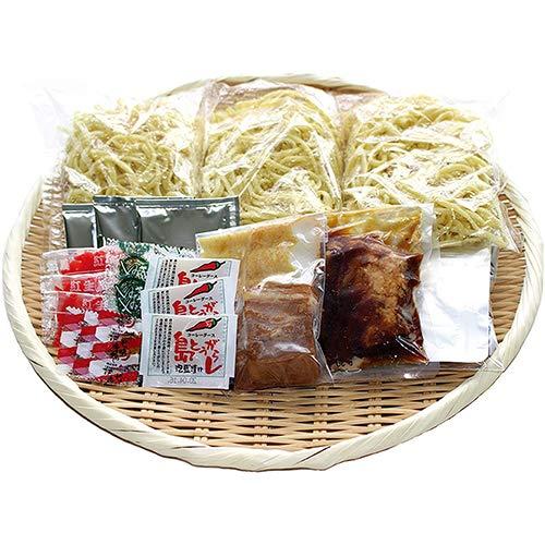 宮古そば ゆで麺 食べ比べ3食セット 濃縮スープ 久松製麺所 宮古島版沖縄そば コシのある麺とあっさり澄み切ったスープ