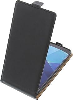 coolpadクールM7フリップスタイルの携帯電話ケースのためのカバーブラック