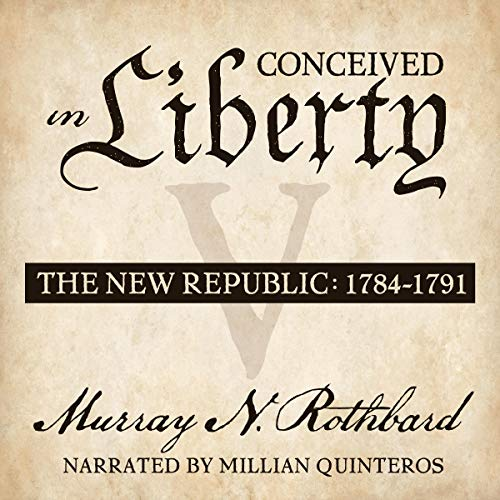 Conceived in Liberty, Volume 5 cover art