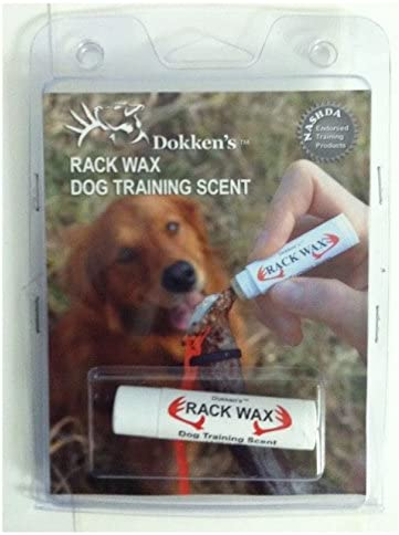 Dokken s Rack Wax Dog Training Scent 15 Ounce 4 25 Grams product image