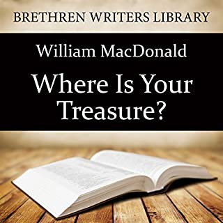 Where Is Your Treasure? audiobook cover art