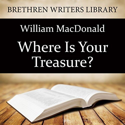 Where Is Your Treasure? cover art