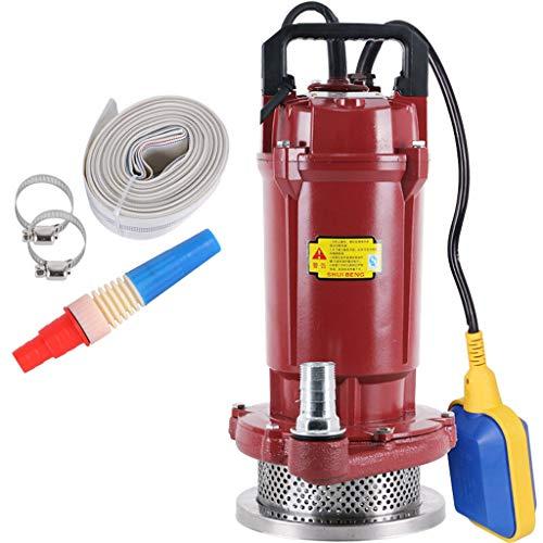 JU FU Pumpen tauchpumpe Haushalt 220 V landwirtschaftliche selbstansaugende pumpe pumpe automatische wasserpumpe bewässerung (Farbe : B, größe : 370W)