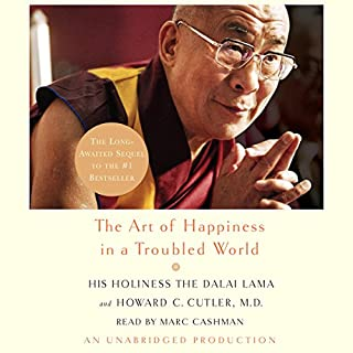 The Art of Happiness in a Troubled World cover art