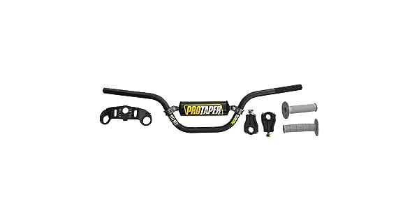 KLX110//DR-Z110 11-062B ProTaper Black Handlebar Kit