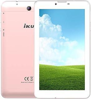 iKU Tablet T3, 7 inch, 1GB RAM,16GB, Dual SIM Tablet, Rose Gold