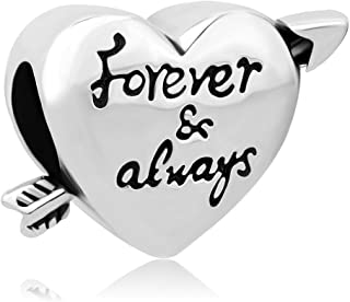 Best pandora charm always and forever Reviews