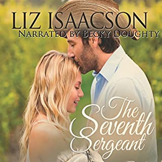 The Seventh Sergeant audiobook cover art