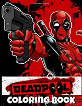 Best deadpool coloring pages Reviews