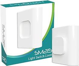 SAMOTECH Lichtschakelaar Cover voor IKEA TRADFRI dimmer & SHortcut knop (SM215-TRD)