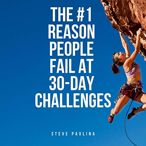 The #1 Reason People Fail at 30-Day Challenges  By  cover art