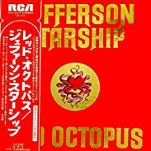 Red Octopus - Japanese pressing with Obi strip