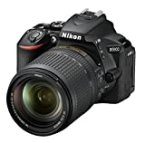 Nikon D5600 DSLR Camera with 18-140mm Lens (International Model)