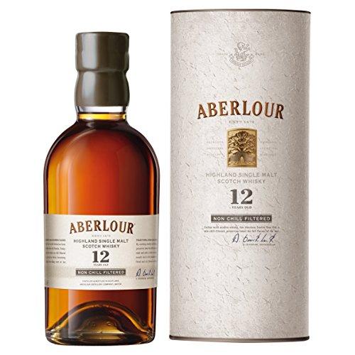 Aberlour 12 Ans Unchillfiltered Malt Whisky 70 cl