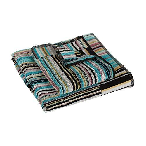 Missoni Home Jazz 170 Towels Bathroom Linen: 2 Piece Set (1x Hand Towel, 1x Bath Towel)