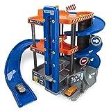 Speed&GO - Parking juguete para niños, con 2 coches de metal, parking 3 niveles, garaje coches juguete, coches de juguetes metálicos, para niños a partir de 6 años (46528)