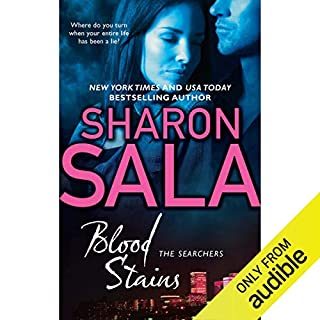 Blood Stains audiobook cover art