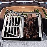 Aluminium Hundetransportbox Größe XL - 4