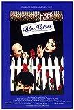 Blue Velvet Movie Poster (68,58 x 101,60 cm)