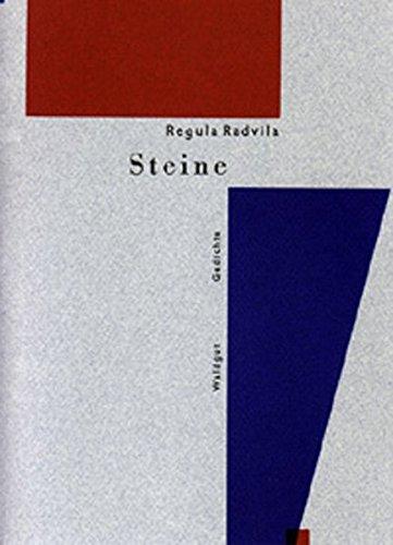 Steine: Gedichte (Bodoni Drucke)