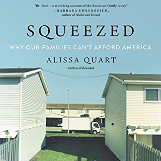 Squeezed audiobook cover art
