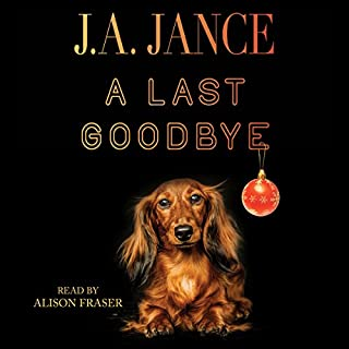 A Last Goodbye audiobook cover art