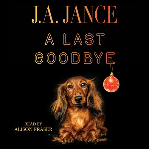 A Last Goodbye cover art