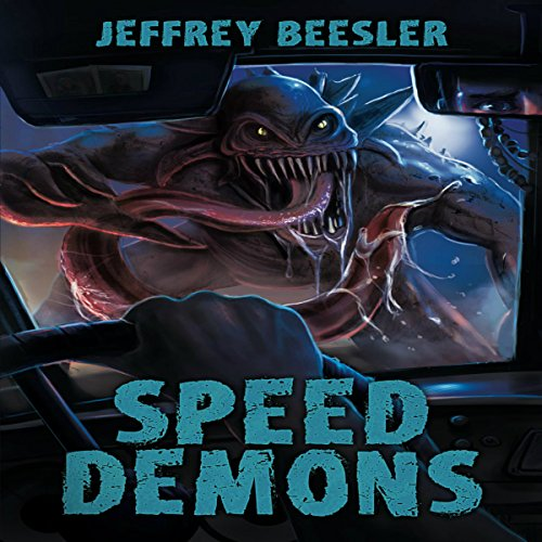 Speed Demons audiobook cover art