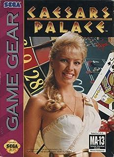 Caesar's Palace - Sega Game Gear