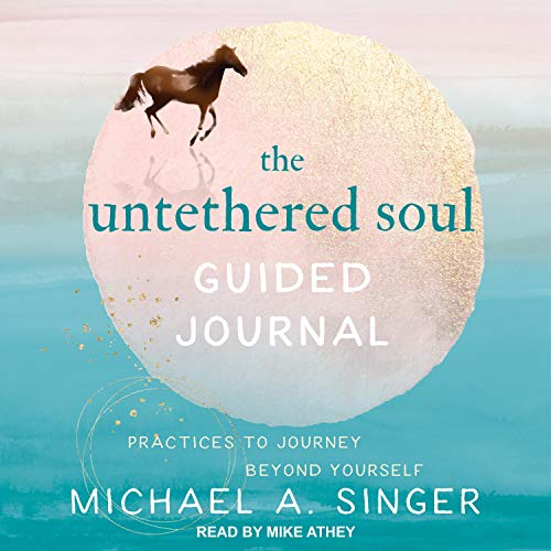 Couverture de The Untethered Soul Guided Journal