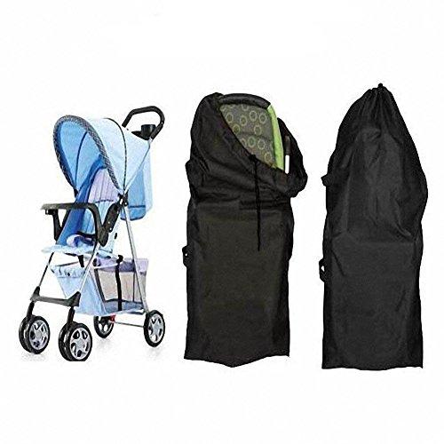 Ailiebhaus Universale Baby Borsa per Passeggino Buggy Pram Margine Indossare Sacchetto Cover