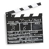 Film Flap Director Flap XXL - Hollywood Deco Director Film Flap Flap prop propulsione lavagna