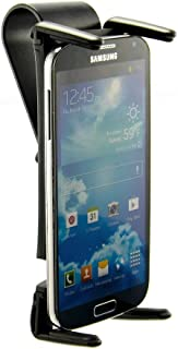 Arkon Sun Visor Car Phone and Midsize Tablet Holder Mount for iPhone X 8 7 Plus 8 7 iPad Mini Retail Black