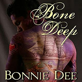 Bone Deep audiobook cover art