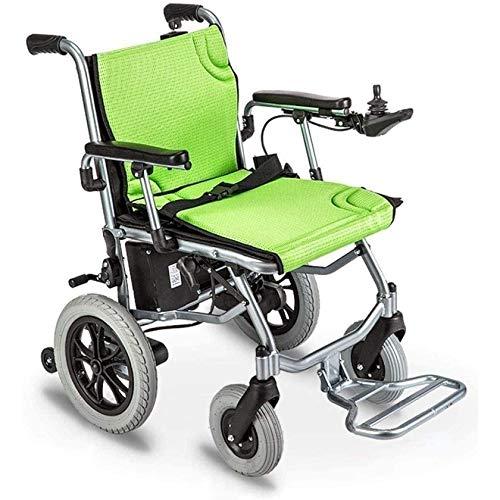 SYN-GUGAI Electric Wheelchair, WheelChair Foldinsg, Power Wheelchair Dual...