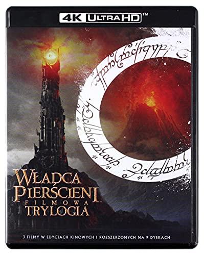 La trilogia de El senor de los anillos 4K (BOX) [Region Free] (Audio español. SubtĂtulos en español)