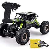 1:18 4x4 RC Drive Control Remoto de Juguete High Horsepower Monster Truck High Speed ​​RC Buggy Cars Off Road Vehículo Control Remoto