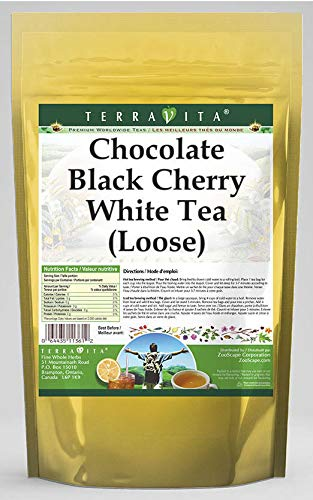 Chocolate Black Cherry White Tea Over item handling Loose Sales of SALE items from new works 538926 4 ZIN: - 2 oz