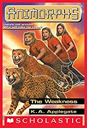 Cover of The Weakness
