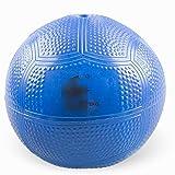 RRB Slam Ball Mini Bolas de Ejercicio Bola de Arena Balonmano Deportes Bola de Gravedad Suave Capa de amortiguación de Aire incorporada para Barra de Yoga Pilates (Tamaño: 1 kg)-2 kg