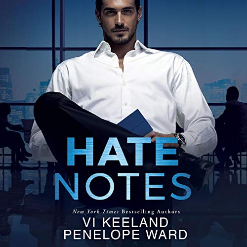 Hate Notes audiobook cover art