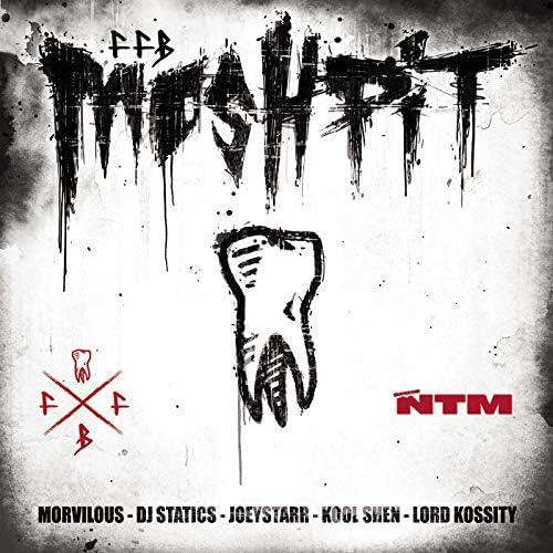FFB & Suprême NTM feat. Morvilous, DJ Statics, Lord Kossity, JoeyStarr & Kool Shen