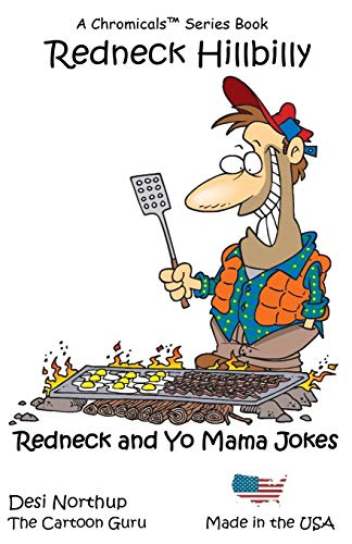 Hillbilly Redneck: Jokes & Cartoons (Volume 4)