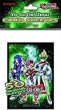Konami Digital Entertainment 89355 Yugioh Dp Zexal Card Sleeves - 50